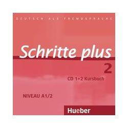 Hörbücher: Schritte plus 2. Niveau A1/2. 2 Audio-CDs zum Kursbuch  von Franz Specht, Sylvette Penning-Hiemstra, Daniela Niebisch