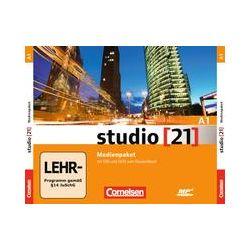 Hörbücher: Studio [21] Grundstufe A1: Gesamtband. Audio-CDs und Video-DVD mit Übungsbooklet