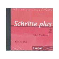 Hörbücher: Schritte plus 2. Niveau A1/2. Audio-CD zum Arbeitsbuch und interaktiven Übungen  von Franz Specht, Sylvette Penning-Hiemstra, Daniela Niebisch, Monika Bovermann