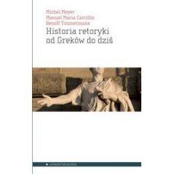 Historia retoryki od Greków do dziś