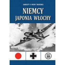 Samoloty II Wojny Światowej Niemcy Japonia Włochy