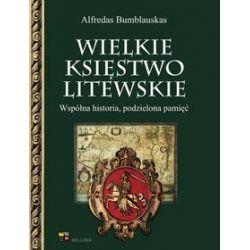 Wielkie Księstwo Litewskie. Wspólna historia, podzielona pamięć - Alfredas Bumblauskas