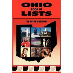 Ohio Book of Lists by Dave Hudson, 9780980056129.
