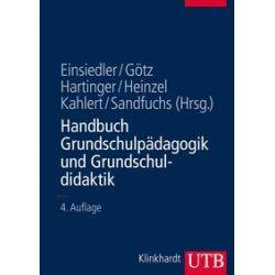 Bücher: Handbuch Grundschulpädagogik und Grundschuldidaktik