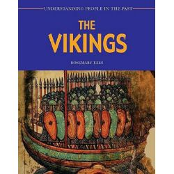 The Vikings by Rosemary Rees, 9781403401007.
