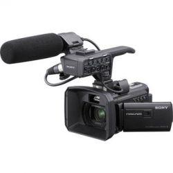Sony HXR-NX30E NXCAM Palm Sized HD PAL Camcorder HXR-NX30E B&H