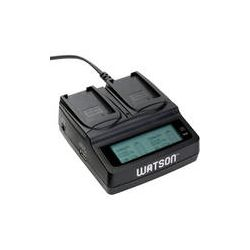 Watson Duo LCD Charger for ContourHD Battery D-5201 B&H Photo