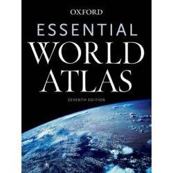 Essential World Atlas, 9780199971558.