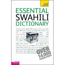 Essential Swahili Dictionary, Swahili-English/English-Swahili by D V Perrott, 9780071747424.