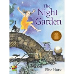 The Night Garden by Elise Hurst, 9780733328404.