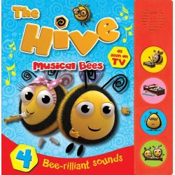 The Hive Musical Bees Sound Board, 9781743670699.