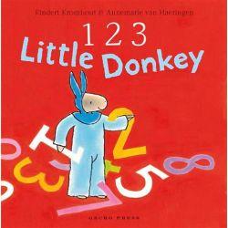 1 2 3 Little Donkey by Rindert Kromhout, 9781877579349.