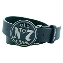 pas JACK DANIELS - LEATHER BELT, OLD NO. 7