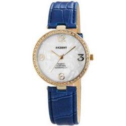 Akzent Damen-Armbanduhr Analog Quarz verschiedene Materialien ss8002000010