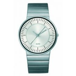 Alessi Unisex-Armbanduhr Luna AL 8000