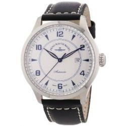 Zeno Watch Basel Herrenarmbanduhr Retro Tre 6302-g3