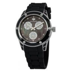 Wellington Damen-Armbanduhr Geraldine Analog Silikon WN506-122A