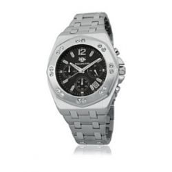 Wellington Herren-Armbanduhr XL Darfield Analog Edelstahl WN511-121
