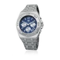 Wellington Herren-Armbanduhr XL Darfield Analog Edelstahl WN511-131