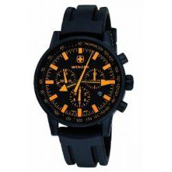 Wenger Herren-Armbanduhr Swiss Raid Commando 70893