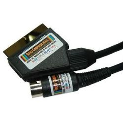Acorn Master Series High Quality RGB Scart Lead Video Cable TV Lead