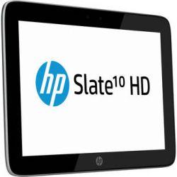 HP 16GB Slate 10 HD Tablet (T-Mobile 4G, Slate Gray) F4C51UA#ABA