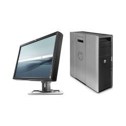 "HP Z620 Series F1K22UT Workstation with 24"" IPS LED LCD B&H"