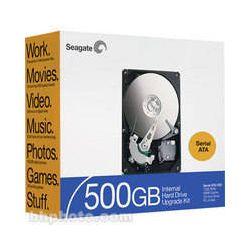 Seagate 500GB Barracuda SATA II 3Gb/s Hard Drive ST3500641ASRK