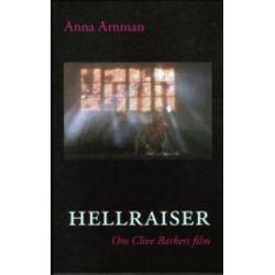 Hellraiser - Anna Arnman - Bok (9789172471054)