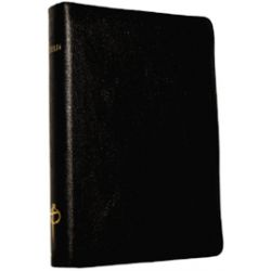 Bibeln svart skinn - Bibelkommissionen - Bok (9789173872645)