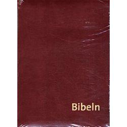 Bibeln Cabra röd mjukband - Bibelkommissionen - Bok (9789173872638)