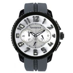 Tendence Unisex-Armbanduhr Gulliver Round Chronograph 02046016