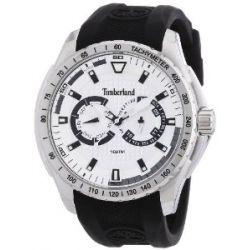 Timberland Herren-Armbanduhr XL Analog Quarz Plastik TBL.13854JS/04