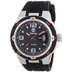 Timberland Herren-Armbanduhr XL Analog Quarz Plastik TBL.13852JS/61