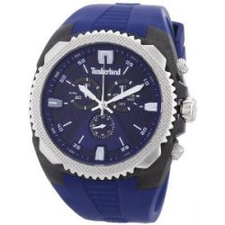 Timberland Herren-Armbanduhr XL Analog Quarz Plastik TBL.13851JPBS/03