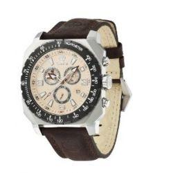 Timberland Herren-Armbanduhr Analog Quarz Leder TBL.13324JSTB/07