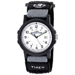 Timex Expedition Unisex-Armbanduhr Timex Expedition Camper Analog Nylon T49713