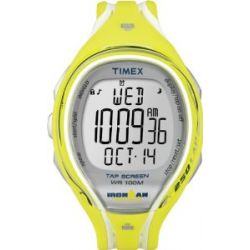 Timex Damen-Armbanduhr Ironman Sleek 250-Lap Digital Quarz Plastik T5K789