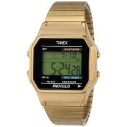 ORIGINAL TIMEX Uhren TIMEX 80 CLASSIC Unisex Digital - T78677