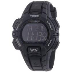 Timex Herren-Armbanduhr XL Ironman Traditional 30-Lap Rugged Digital Quarz Plastik T5K793