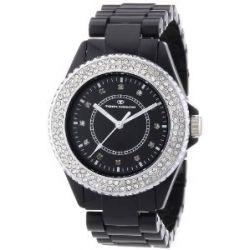 Tom Tailor Damen-Armbanduhr Analog Quarz Plastik 5411001