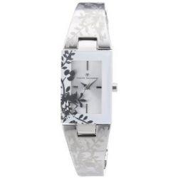 Tom Tailor Damen-Armbanduhr Analog Quarz Edelstahl 5410802