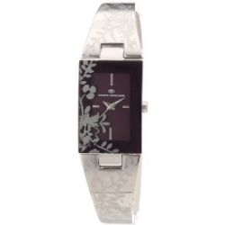 Tom Tailor Damen-Armbanduhr Analog Quarz Edelstahl 5410803