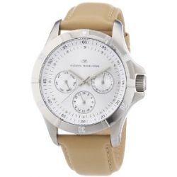 Tom Tailor Damen-Armbanduhr Analog Quarz Leder 5411702