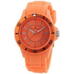 Tom Tailor Unisex-Armbanduhr Analog Quarz Silikon 5407908