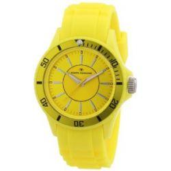 Tom Tailor Unisex-Armbanduhr Analog Quarz Silikon 5407907