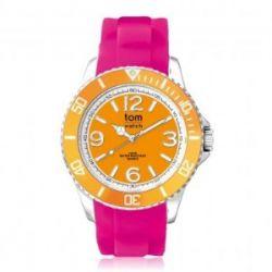 """Tom Watch Basic Summer 44 """"jaipur pink"""", Einheitsgröße,pink/orange"""
