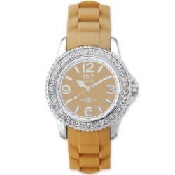 tom watch Damen-Armbanduhr XL Analog Silikon WA00040