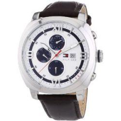 Tommy Hilfiger Herren-Armbanduhr XL Fitz Sport Luxery Analog Quarz 1790968