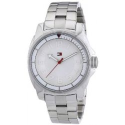 Tommy Hilfiger Damen-Armbanduhr Sport Luxury Analog Quarz Edelstahl 1781227